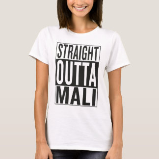 straight outta Mali T-Shirt