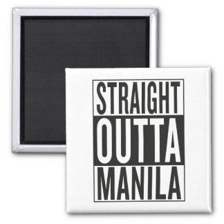 straight outta Manila Square Magnet