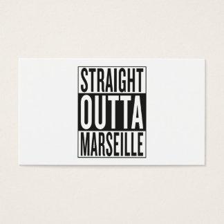 straight outta Marseille Business Card