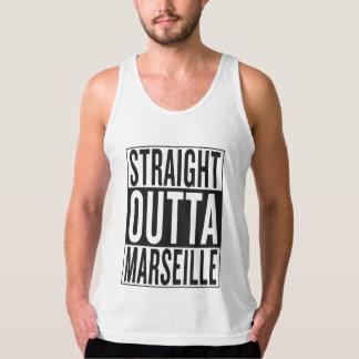 straight outta Marseille Tank Top