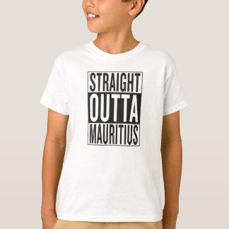 straight outta Mauritius T-Shirt