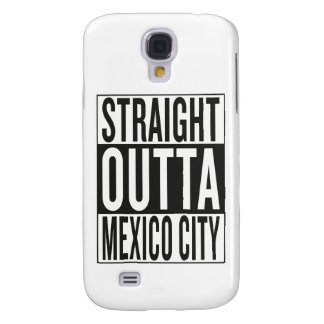 straight outta Mexico City