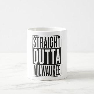 straight outta Milwaukee Coffee Mug