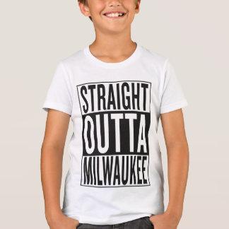 straight outta Milwaukee T-Shirt