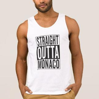 straight outta Monaco