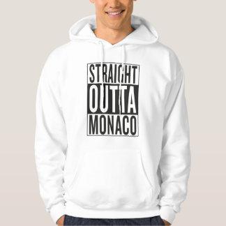 straight outta Monaco Hoodie