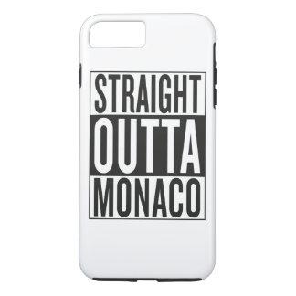 straight outta Monaco iPhone 7 Plus Case