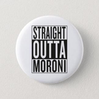 straight outta Moroni 2 Inch Round Button