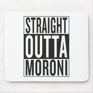 straight outta Moroni Mouse Pad