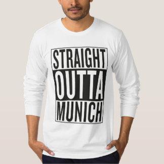 straight outta Munich T-Shirt