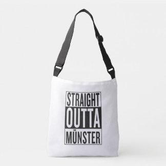 straight outta Münster Crossbody Bag