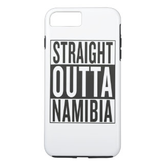 straight outta Namibia iPhone 7 Plus Case
