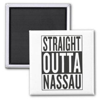 straight outta Nassau Square Magnet