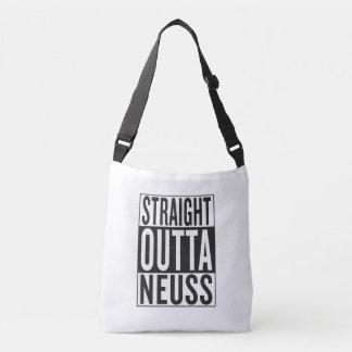 straight outta Neuss Crossbody Bag