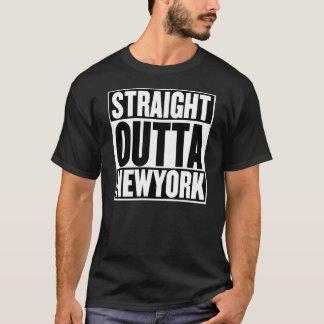 Straight Outta New York T-Shirt