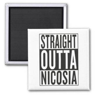 straight outta Nicosia Magnet