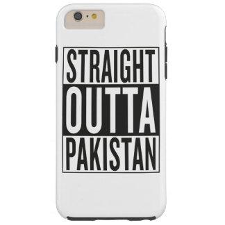 straight outta Pakistan Tough iPhone 6 Plus Case