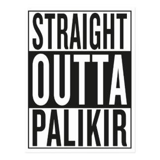 straight outta Palikir Postcard