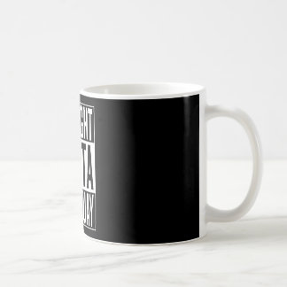 straight outta Paraguay Coffee Mug