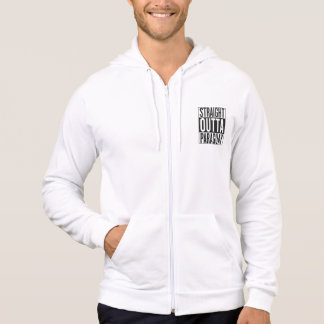 straight outta Paraguay Hoodie
