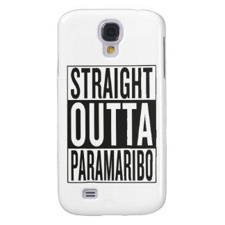 straight outta Paramaribo