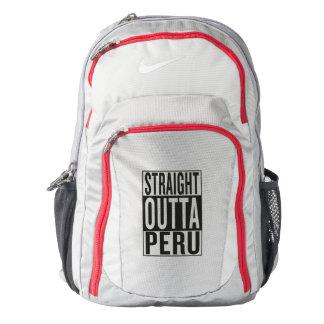 straight outta Peru