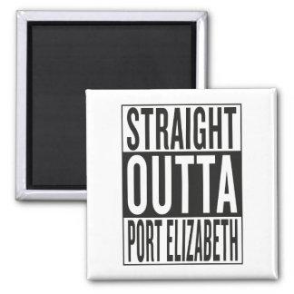 straight outta Port Elizabeth Magnet