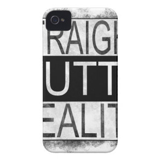Straight outta REALITY iPhone 4 Case-Mate Case