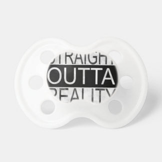 Straight outta REALITY Pacifier