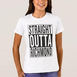straight outta Richmond T-Shirt