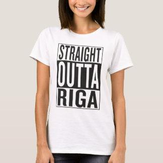 straight outta Riga T-Shirt