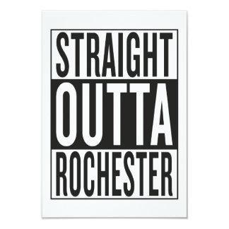straight outta Rochester Card