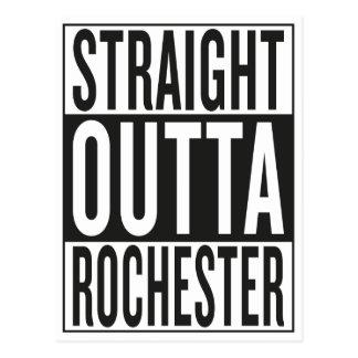 straight outta Rochester Postcard