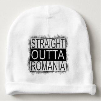 Straight Outta Romania Baby Beanie