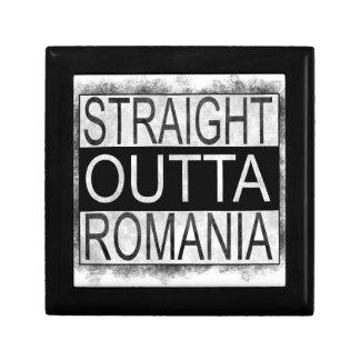 Straight Outta Romania Gift Box