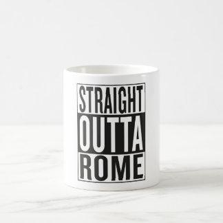 straight outta Rome Classic White Coffee Mug