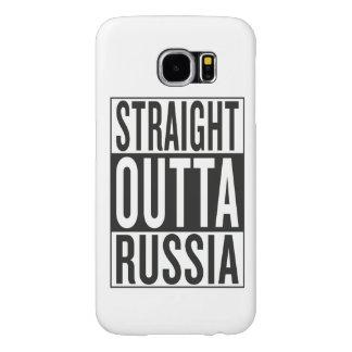 straight outta Russia Samsung Galaxy S6 Cases