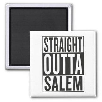 straight outta Salem Magnet
