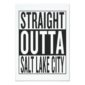 straight outta Salt Lake City Card