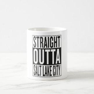 straight outta Salt Lake City Coffee Mug