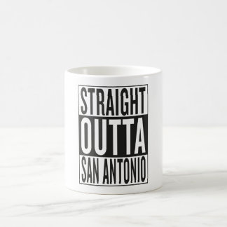 straight outta San Antonio Coffee Mug