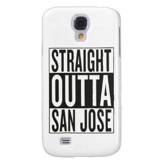 straight outta San Jose