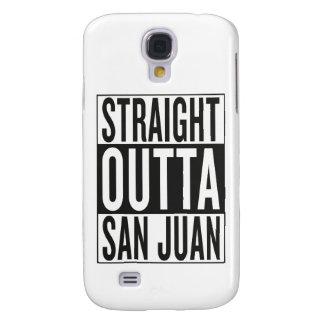 straight outta San Juan
