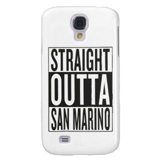 straight outta San Marino
