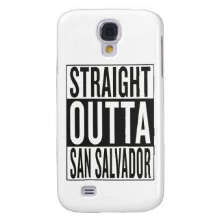 straight outta San Salvador