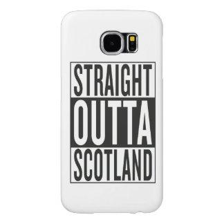 straight outta Scotland Samsung Galaxy S6 Cases
