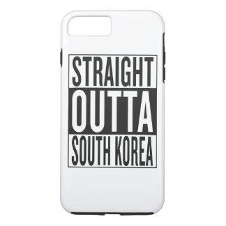 straight outta South Korea iPhone 8 Plus/7 Plus Case