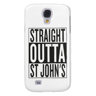 straight outta St John's