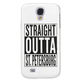 straight outta St. Petersburg