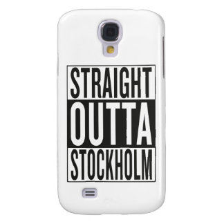 straight outta Stockholm